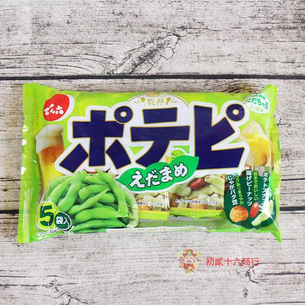 山形 綜合豆果子5袋80g【0216零食團購】4901930036229