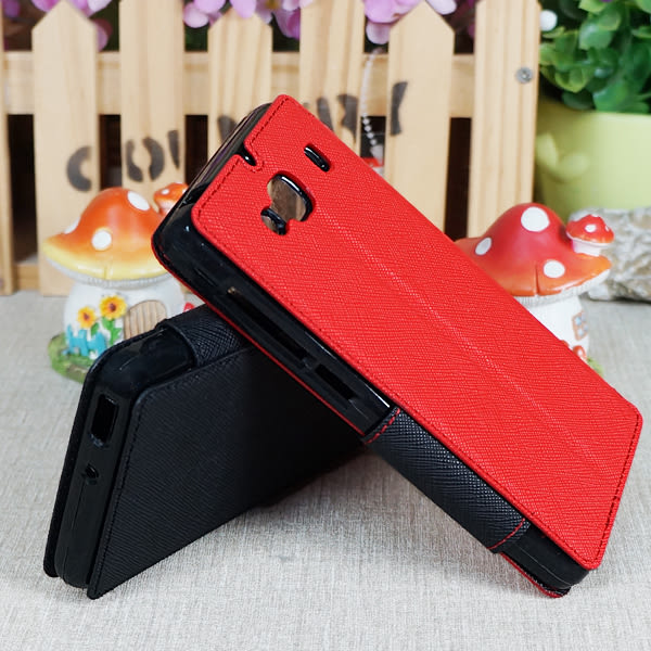 【Roar】小米 Xiaomi MIUI 紅米2 紅米手機2 視窗皮套/側翻手機套/斜立保護殼/翻頁式皮套/插卡手機套