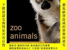 二手書博民逛書店Zoo罕見Animals: Behaviour, Managem