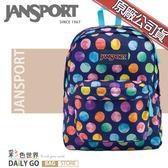 JANSPORT後背包包大容量JS-43501-0AN糖果屋