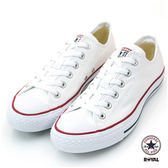 CONVERSE 新竹皇家Chuck Taylor All Star 白色 布質 低筒 基本款 帆布鞋 男女款 NO.A1383
