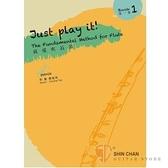 【小新的樂器館】就愛吹長笛 (一) 【附DVD+CD】