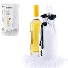 【西班牙Pulltex普德斯】葡萄酒束口保冷袋 / 白色