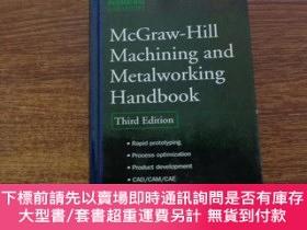 二手書博民逛書店罕見-Hill Machining and Metalworking Handbook ( -Hill Handb