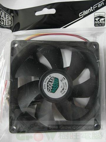CoolerMaster 9公分1800轉長效軸承系統風扇(AI025-18R2-3AN)