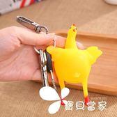 創意惡搞玩具鑰匙扣發泄雞下蛋雞整蠱搞笑擠壓兒童禮物地攤貨源