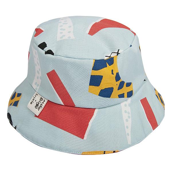 比利時 Trixie 有機棉遮陽帽/童帽~atelier bingo聯名款(48/50/52cm)