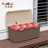 【nicegoods】日本JEJ 戶外室內特大型收納箱-102L