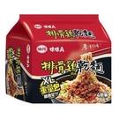 超值2件組味味A排骨雞乾麵風味XL重量包123g*4【愛買】