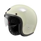 【東門城】ASTONE SP3 素色 (雪烙白) 復古帽 安全帽 內襯可拆洗