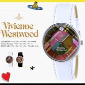 【人文行旅】Vivienne Westwood | VV020WH 英國時尚精品腕錶