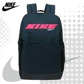 NIKE 後背包 Brasilia 15吋 筆電 雙肩包 電腦包 健身包 側鑰匙扣環 CU9498 得意時袋