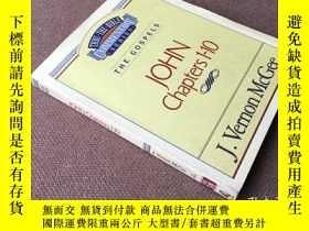 二手書博民逛書店John罕見Chapters 1-10 (英語)Y278316