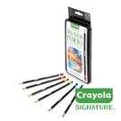 美國Crayola繪兒樂 文藝經典系列 三色頭色鉛筆精裝組12入 麗翔親子館