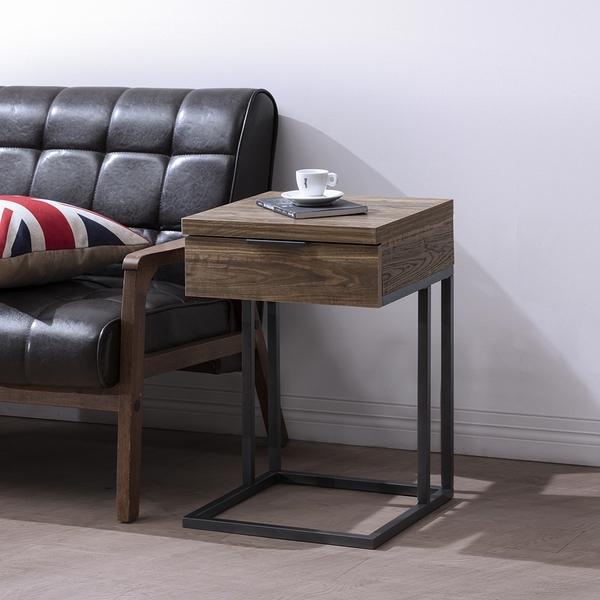 雅博德單抽小邊桌/床頭櫃/邊几/小茶几/DIY自行組合產品