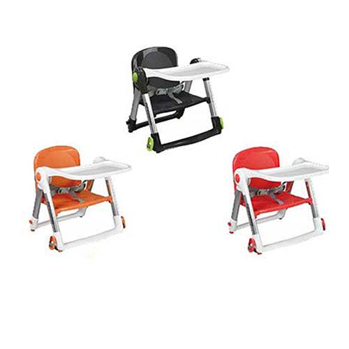 英國 Apramo Flippa dining booster 可攜式兩用兒童餐椅(QTI)[衛立兒生活館]