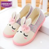 交換禮物 坐月子鞋夏季薄版孕產婦拖鞋產後室內防滑春秋款包跟夏天軟底鞋子