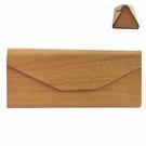 【福利品】Kelly C質感木紋設計(摺疊可收納-三角形)