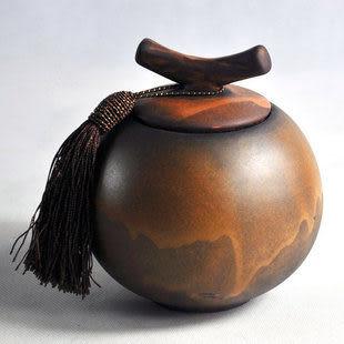 茶葉罐陶土