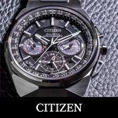 【5年延長保固】CITIZEN 衛星對時 GPS/光動能/星辰/鈦金屬/CC9009-81E 限量!