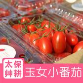 太保艸耕玉女小蕃茄10盒免運組(600g/盒X10)
