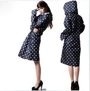 日本韓國風雨衣 戶外雨披 超薄帶帽- 99208