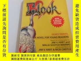 二手書博民逛書店罕見HOOK(英文)Y200392 fawcett columb