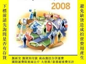 二手書博民逛書店Electronic罕見Commerce 2008 (electronic Commerce)Y364682