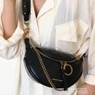 女2020新款百搭單肩包法國小眾包包高級感洋氣時尚斜挎胸包 依凡卡時尚