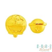 甜蜜約定 Doraemon 報喜哆啦A夢黃金耳環
