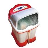 勳風 豪宅級加熱式SPA足浴泡腳機 HF-3758 / HF3758 超高桶深40CM超音波氣泡SPA