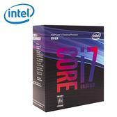 Intel 第八代 Core i7 8700K 六核心CPU 處理器