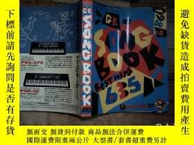 二手書博民逛書店GB罕見SONG BOOK 1989Y206421