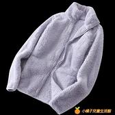 戶外雙面絨抓絨衣男保暖加厚加絨衣沖鋒衣內膽珊瑚絨外套女搖粒絨