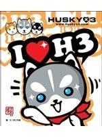 二手書博民逛書店 《I 愛HUSKY×3》 R2Y ISBN:9789867010735│Kevin