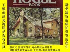 二手書博民逛書店The罕見Log House BookY346464 Krame