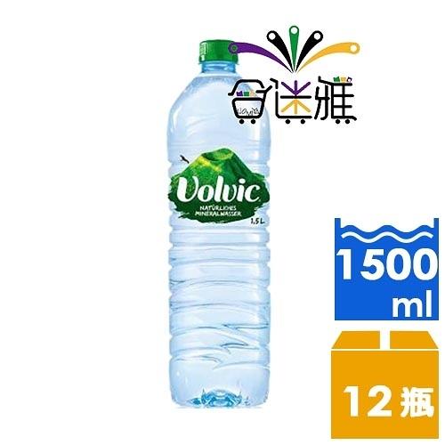 【免運直送】富維克天然礦泉水1500ml(12瓶/箱)【合迷雅好物超級商城】