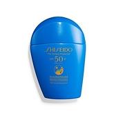 【南紡購物中心】【SHISEIDO 資生堂國際櫃】水離子熱防禦UV隔離露50ml