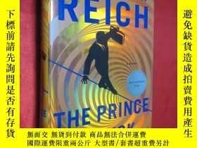 二手書博民逛書店The罕見Prince of Risk A Novel (硬精裝
