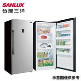 【 SANLUX三洋】410公升冷凍櫃SCR-410A