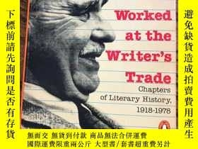 二手書博民逛書店And罕見I Worked at the Writer s Tr