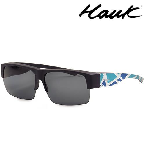 HAWK偏光太陽套鏡(眼鏡族專用)HK1604UK-FL