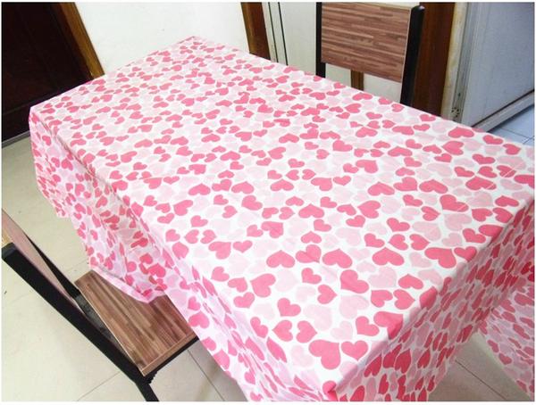 [韓風童品]一次性多種圖案桌布 派對桌巾 防水防油加厚桌布 生日派對 露營桌布 會場佈置