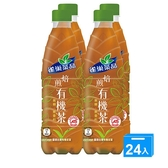 雀巢茶品焙煎有機茶550ml*24【愛買】