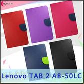 ●Lenovo TAB 2 A8-50LC/A8-50F  經典款 系列 平板側掀可立式保護皮套/保護殼/保護套