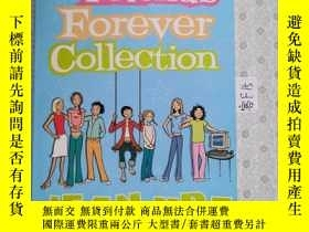二手書博民逛書店32開英文原版罕見The Friends Forever Collection : Three lively st