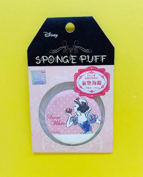 【震撼精品百貨】白雪公主七矮人_Snow White~迪士尼公主系列白雪公主-手套式氣墊粉餅#50003