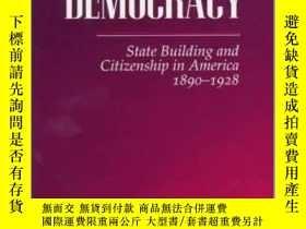 二手書博民逛書店Budgeting罕見Democracy: State Building and Citizenship in A