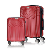 Ella Icon 24+28吋 016系列 輕量防刮ABS飛機輪 行李箱 旅行箱