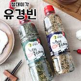 韓國 市場手工海苔芝麻鬆 220g 海苔芝麻鬆 拌飯 飯友 香鬆 配飯 拌飯 調味料